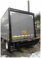 Fabrication trailer